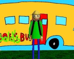 Baldi's Basics Games Online, Play Baldi's Basics in