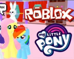 My Little Pony Roblox Game Online - Play for Free Now