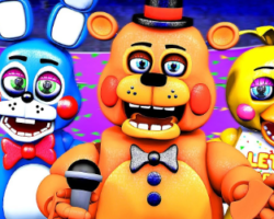 Five Nights at Freddy's Games Online Play for Free